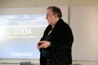 Максим Викторович Баклановский, ст. преподаватель кафедры системного программирования СПбГУ, на секции «Информационная безопасность»
