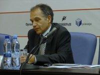 Молдовян Александр Андреевич на научно-практической конференции